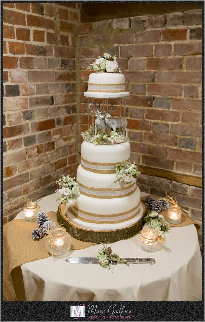 Wedding cakes - Tall Tiers