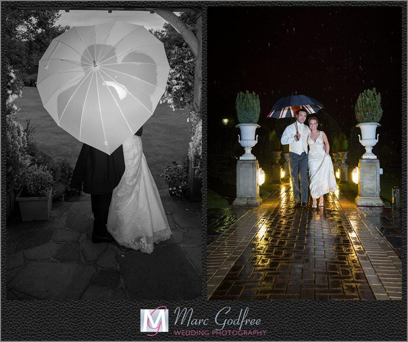 Wedding day weather options