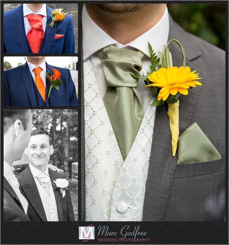 Wedding-ties