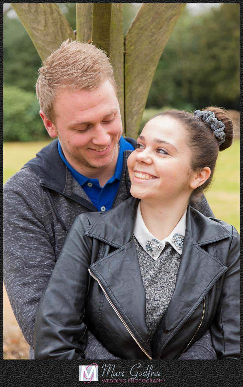 Hylands House Engagement Session-2