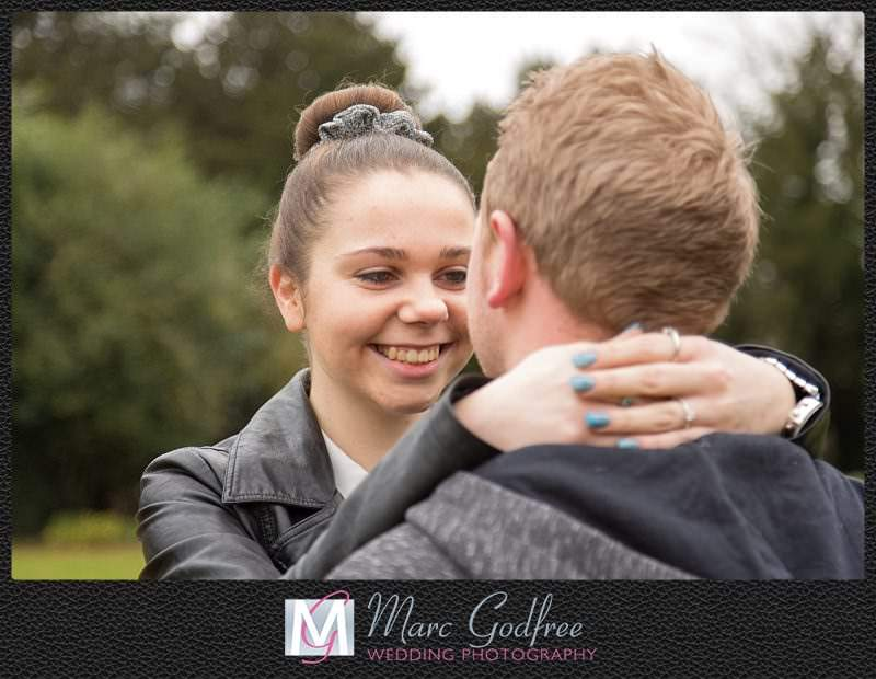 Hylands House Engagement Session-5