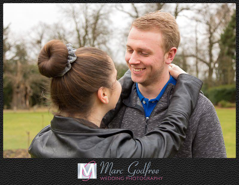 Hylands House Engagement Session-8