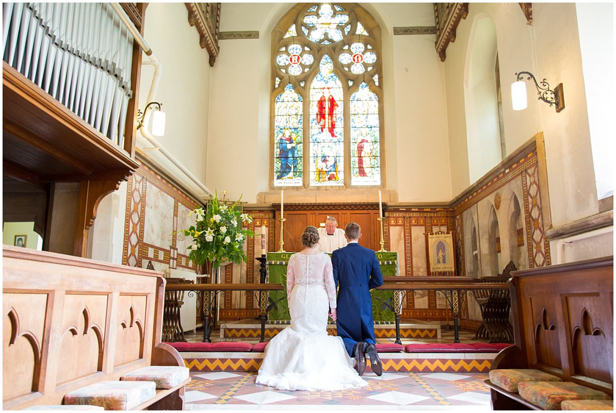 Cooling Castle Church Wedding Options