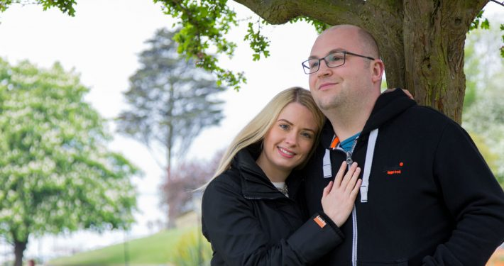 Louise & Paul pre-wedding session