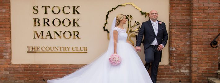 Louise & Paul's Stockbrook Manor Wedding