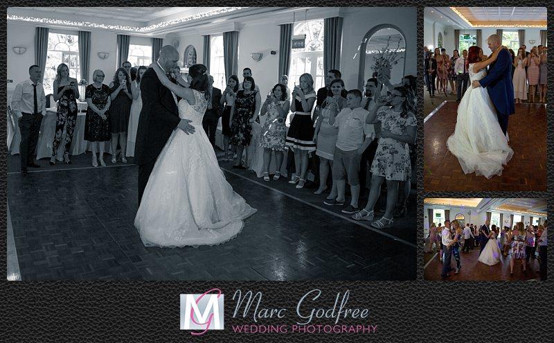 Snap happy wedding guests