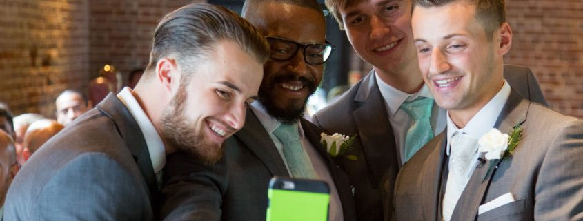 The dos and don'ts of social media at weddings