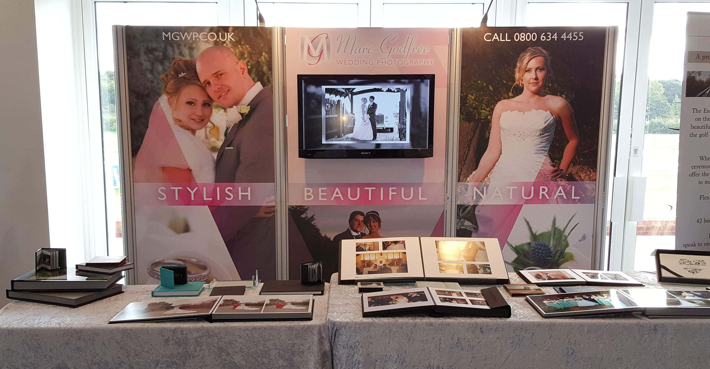 Wedding Fairs Marc Godfree Weddings