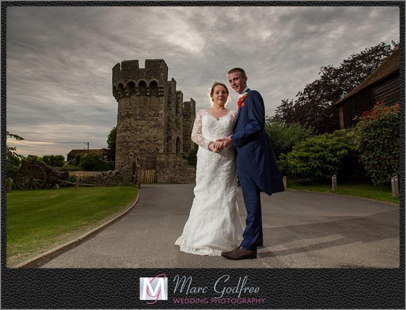 Cooling Castle Wedding Interview - Dan & Siobhan-1