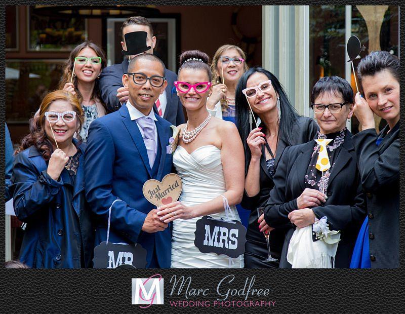 London No16 Hotel Wedding-10