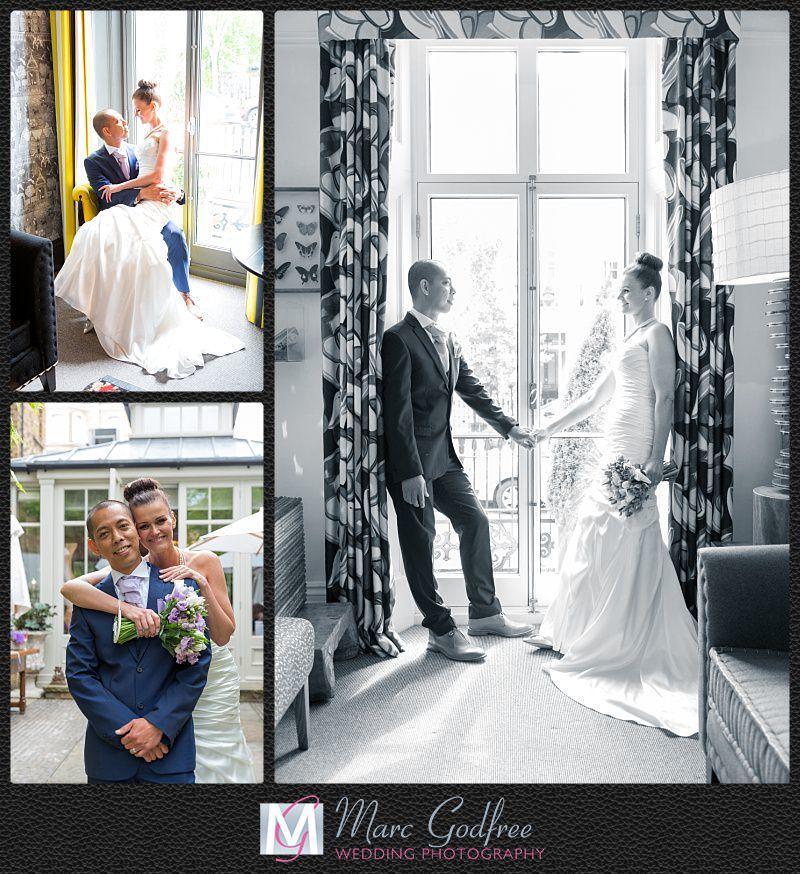 London No16 Hotel Wedding-7