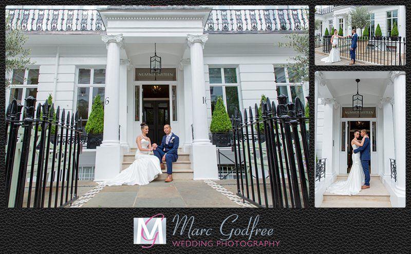London No16 Hotel Wedding-8