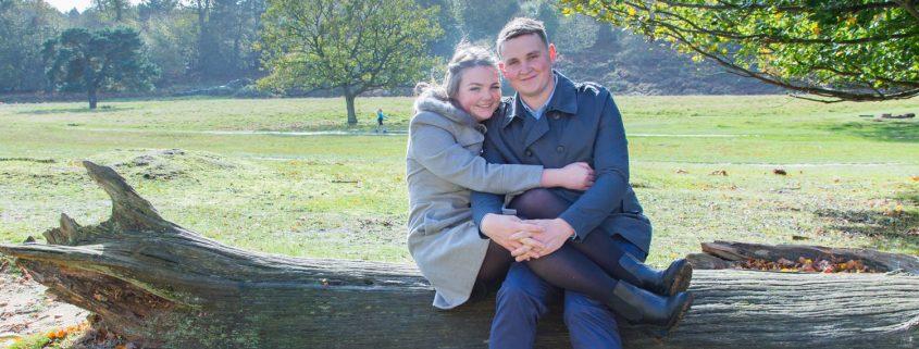 Francesca & Nathan pre-wedding session