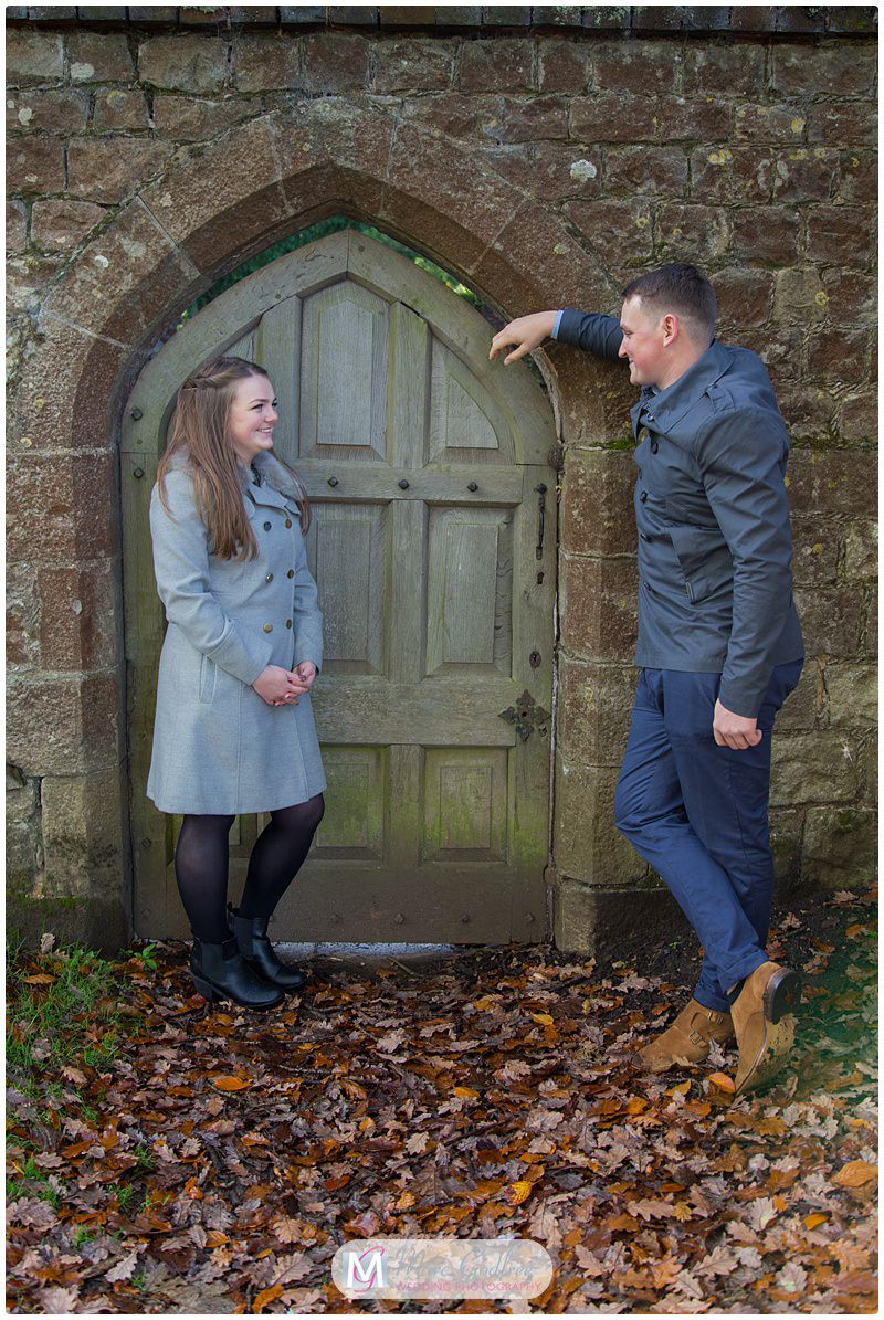 Nathan & Francesca - Pre-wedding Session Knole Park-4