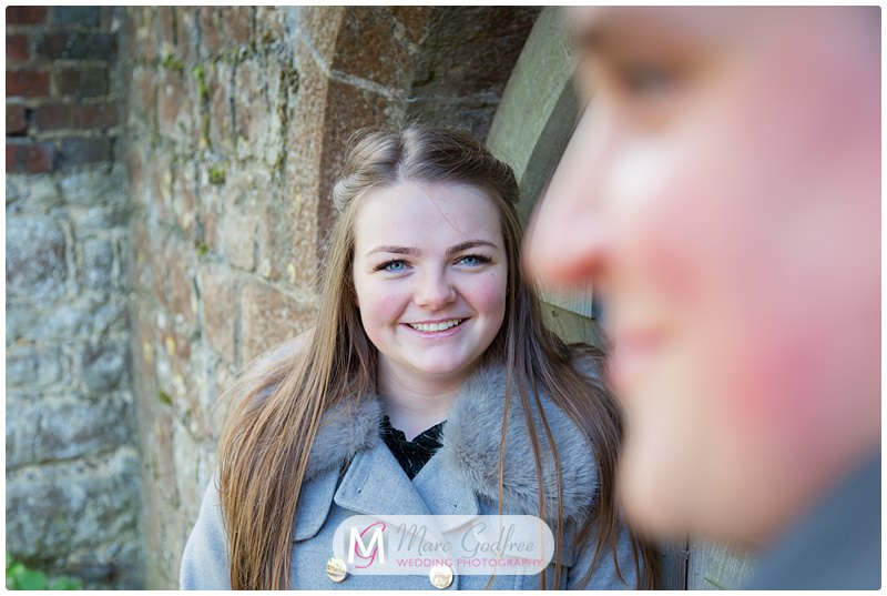 Nathan & Francesca - Pre-wedding Session Knole Park-5