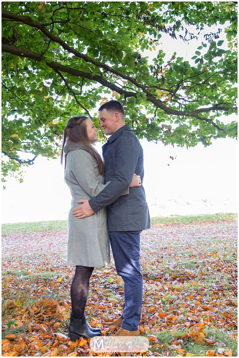 Nathan & Francesca - Pre-wedding Session Knole Park-6