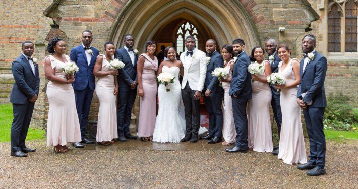 Barbara & Ade's wedding