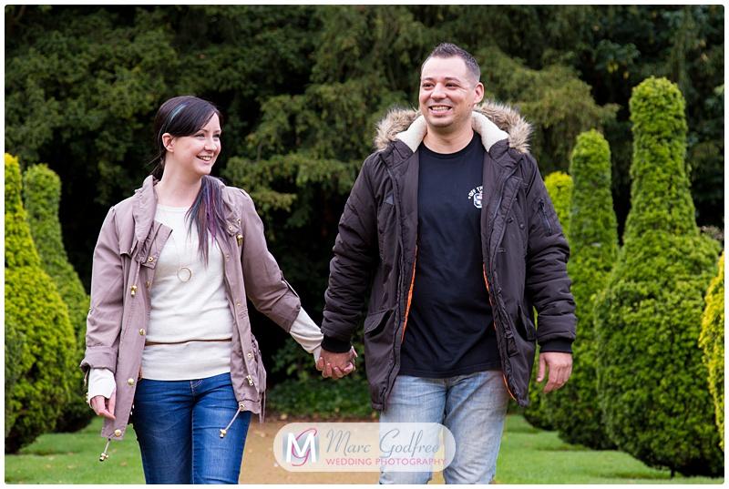 Hylands Park & Gardens Engagement Session-1