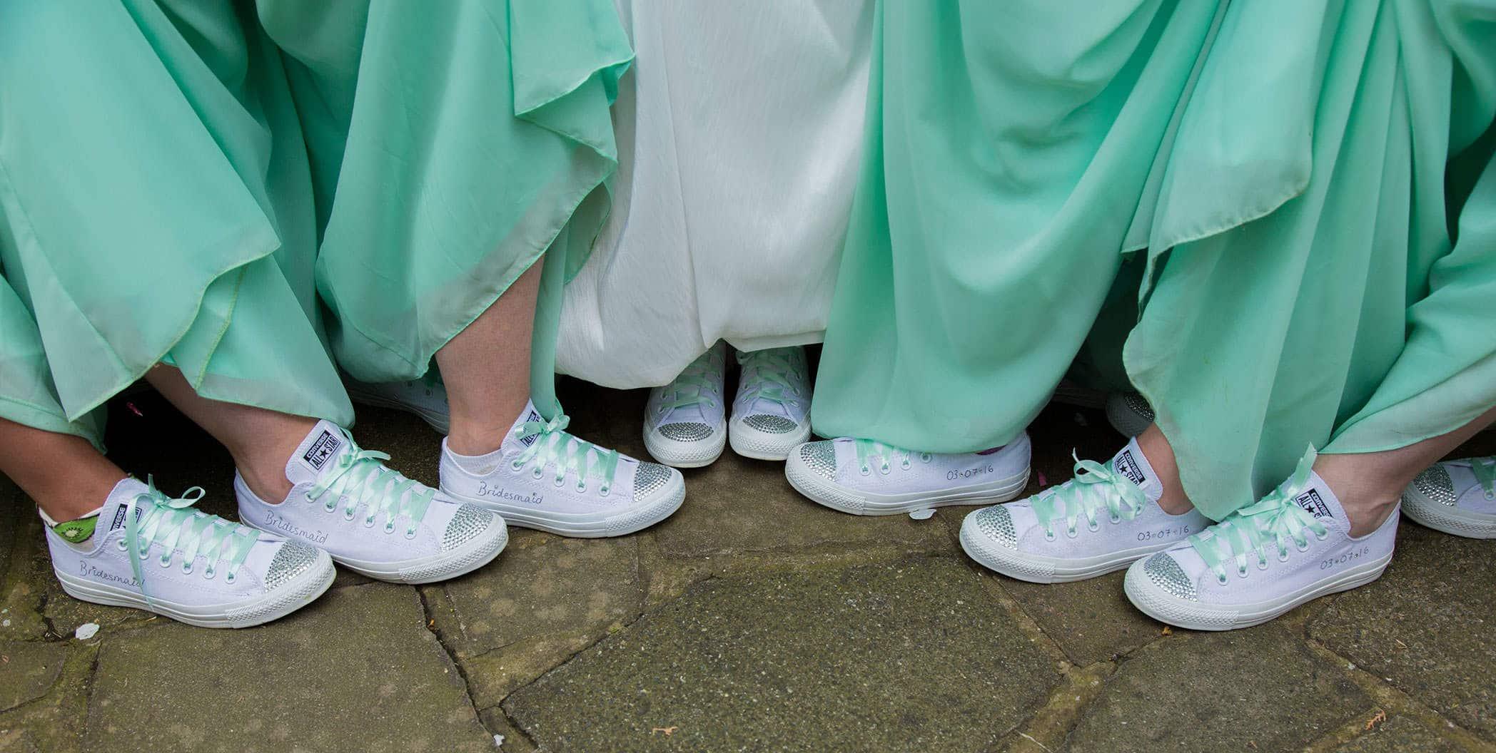 Bridal Party Comfy Shoes