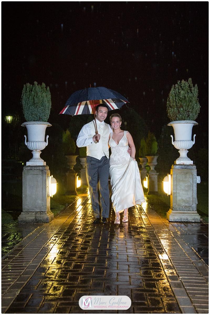 Wedding Myths - Rainy wedding day