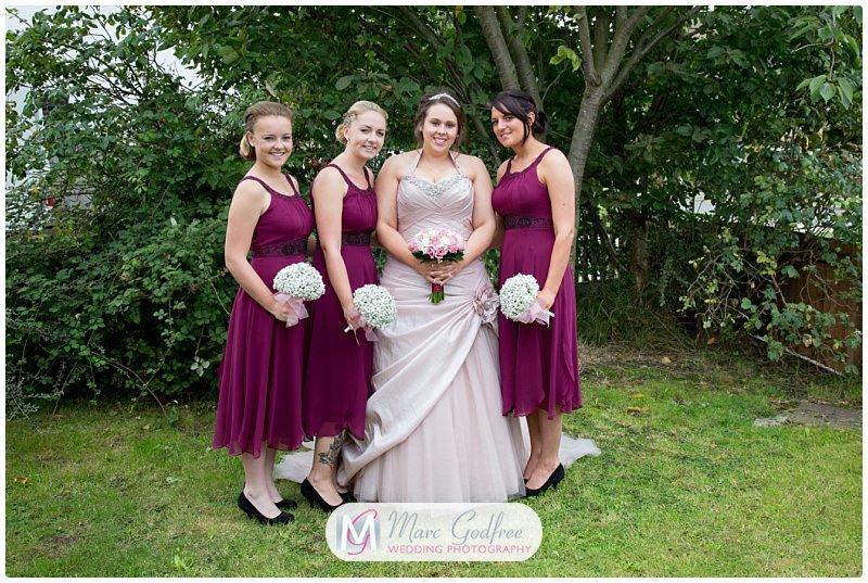 Wedding Myths - Married in Pink