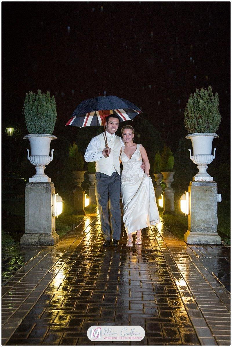 Wedding Myths - Rain on your wedding day