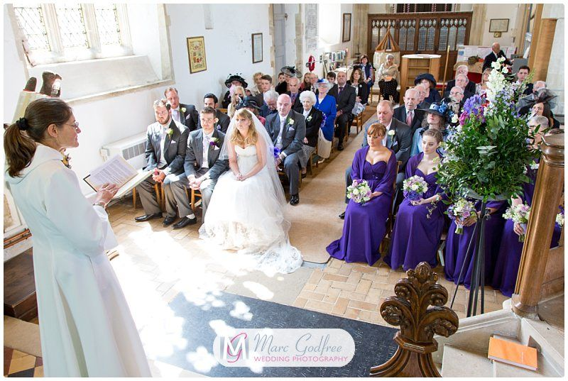 Wedding Myths - Sitting on the right hand side