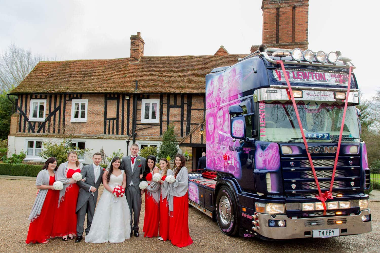 Wedding day interview Katie & Michaels Newland Hall Wedding-Featured