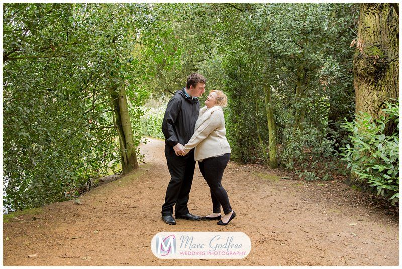 Hylands House Engagement Session with Katie & Stuart-8
