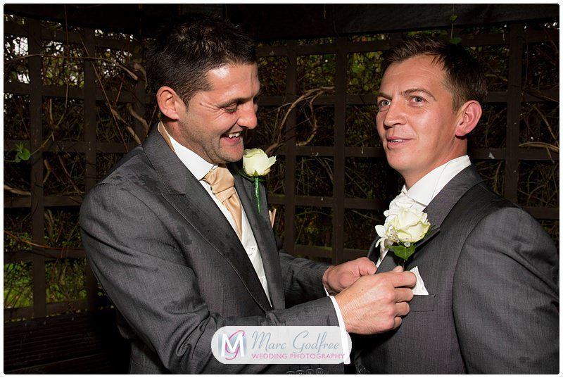Wedding party roles-The Best Man