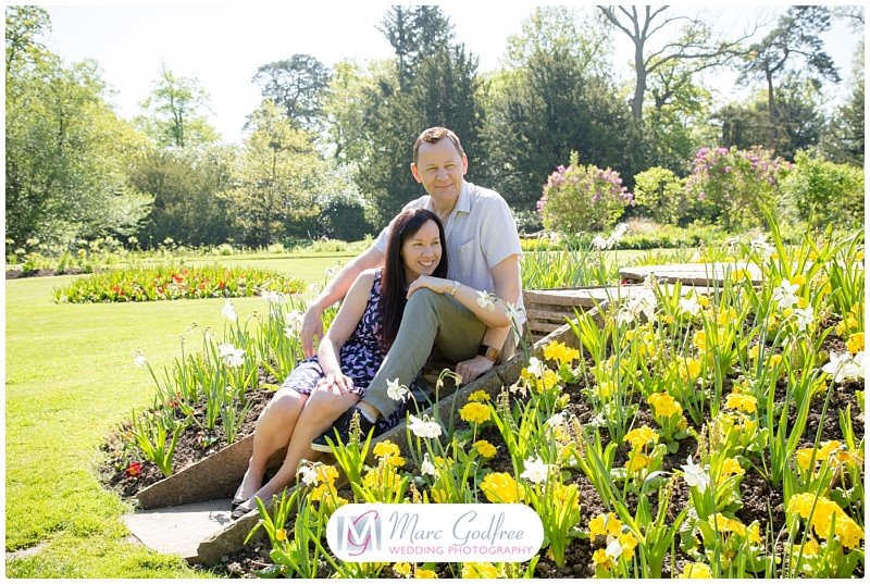 Teresa & Paul's Engagement Session at Hylands Park-6