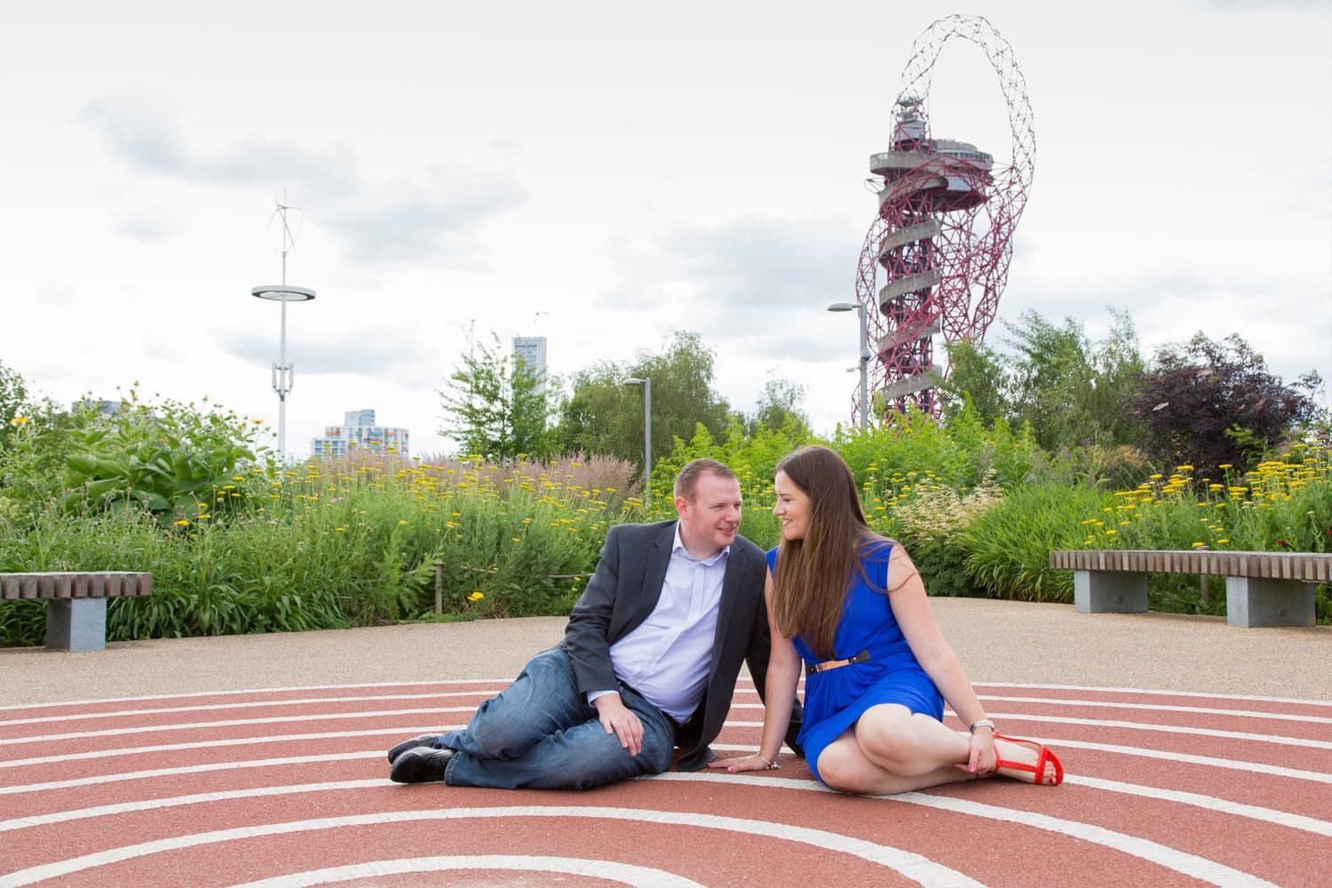 Olympic Park pre-wedding session-Featured