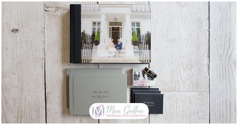 Wedding albums - beautifully designed