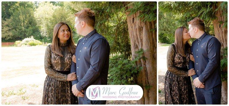 Hylands Park pre-wedding session with Asha & Dan-1