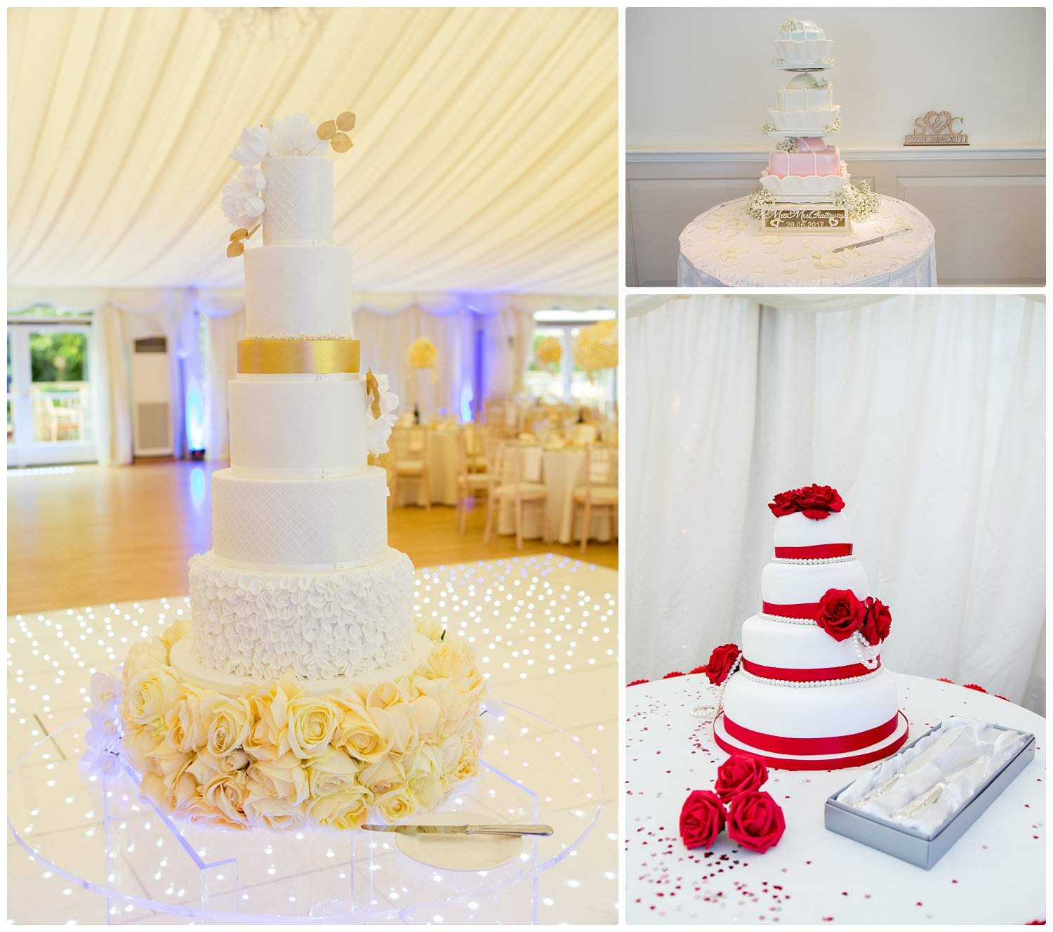 Top tips for choosing your wedding cake-Numbers